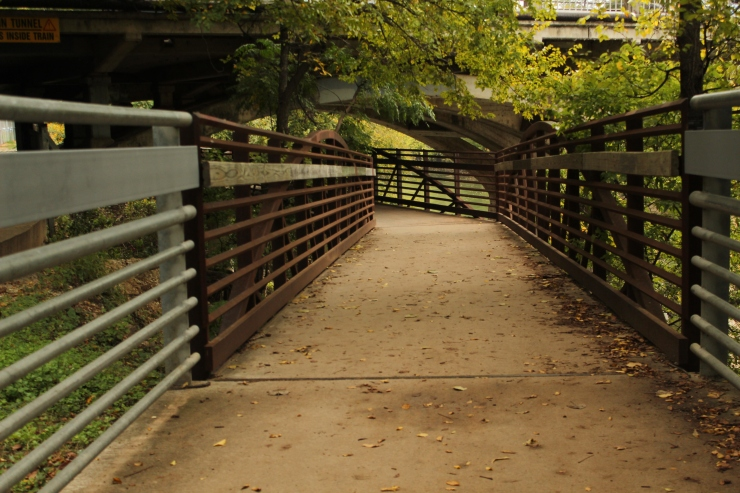 The trails effected by the ending of the program are the Ann and Roy Butler Hike and Bike Trail, the Shoal Creek Greenbelt Trail and the Johnson Creek Greenbelt Trail.