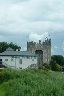 Bunratty Castle- Ireland. Photo by Lauren Keim