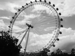 London Eye. London, England. Photo by Lauren Keim