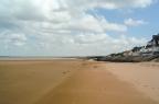 Normandy Beach, France. Photo by Lauren Keim.