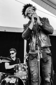Greighwolf at the Austin Jump off, Mar. 18, 2015.