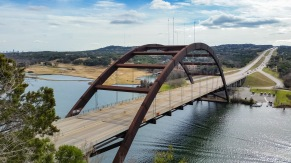 Pennybacker Bridge. Photo by Lauren Keim.