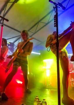 Marianas Trench SPF 80 Tour 2016 at The Mohawk. Photo by Lauren Keim.