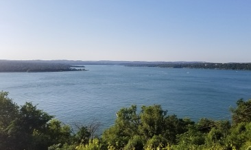 Lake Travis. Photo by Lauren Keim.