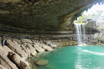 Hamilton Pool. Photo by Lauren Keim.